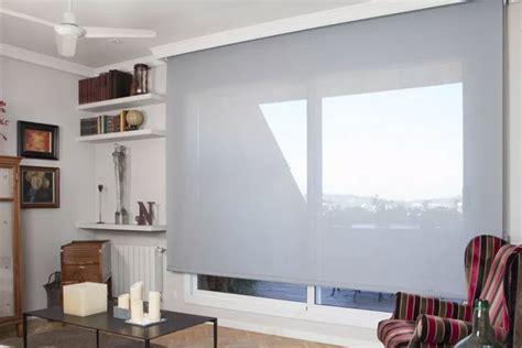 Cortinas y estores para ventanas grandes XL a medida ...