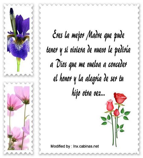 Cosas lindas para dedicarle a mi Madre | Frases para mi ...