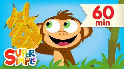 Counting Bananas + More | Kids Songs & Nursery Rhymes ...
