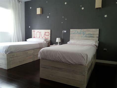Crea tu propia cama con palets | Blog de Muebles y Decoración