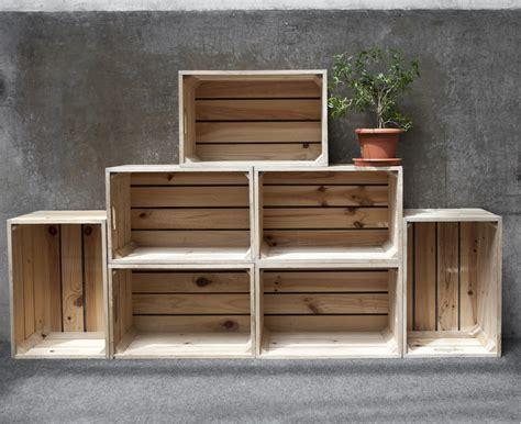 Crea tus muebles DIY con cajas de madera   Artilujos