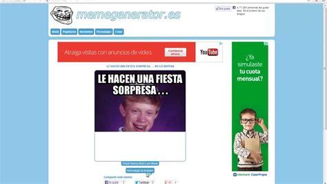crear meme online   100 images   10 mejores generadores ...
