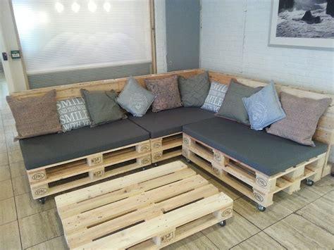 creatief met pallets meubels - Pallet Plaza pallets online