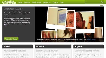 Creative Commons – Licencias para contenidos libres de ...