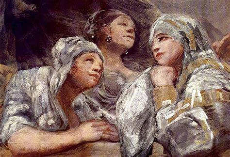 Cuadros de Francisco de Goya. Neoclasicismo y Romanticismo ...