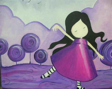 Cuadros Infantiles para Pintar al Óleo en Tela | Dibujos ...