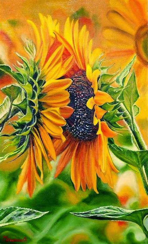 Cuadros, pinturas, oleos: Fotos: Flores en Plantas ...