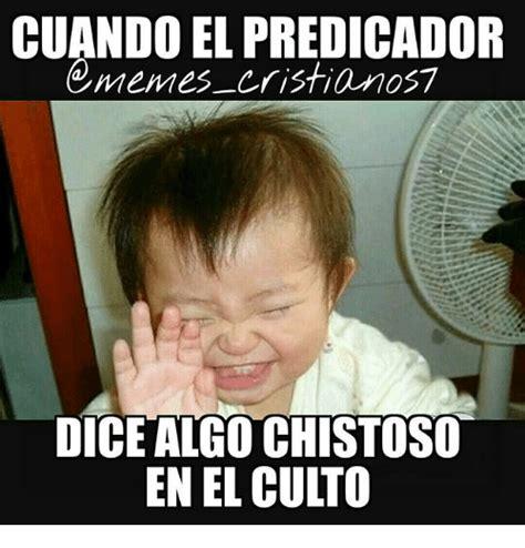 CUANDO EL PREDICADOR Cristianos7 DICE ALGO CHISTOSO EN EL ...
