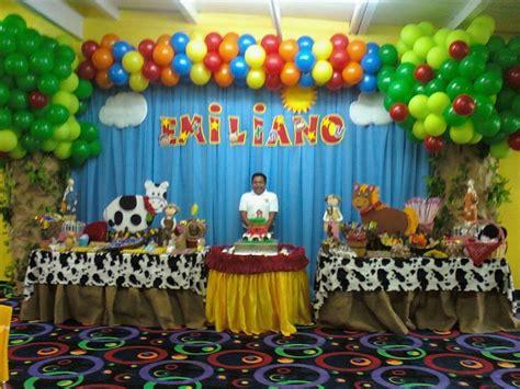 cumpleaños de granja | fiestas para niños | Pinterest