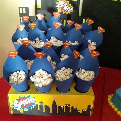 cumpleanos de superman para ninos  2    Decoracion de ...