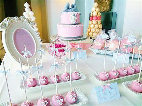 CupcakesHouse – Mesa Dulce de Bautizo
