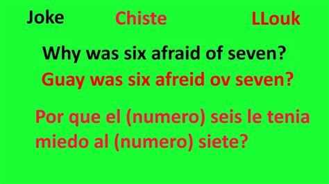 Curso de ingles gratis Chiste Joke Aprende Ingles   YouTube