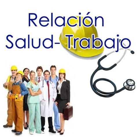 Curso Relación Salud Trabajo
