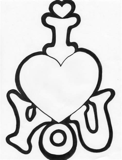 cute love coloring pages   Free Large Images