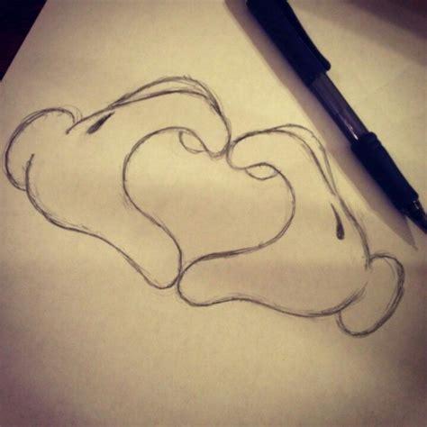 Cute Love Drawings   Dr. Odd