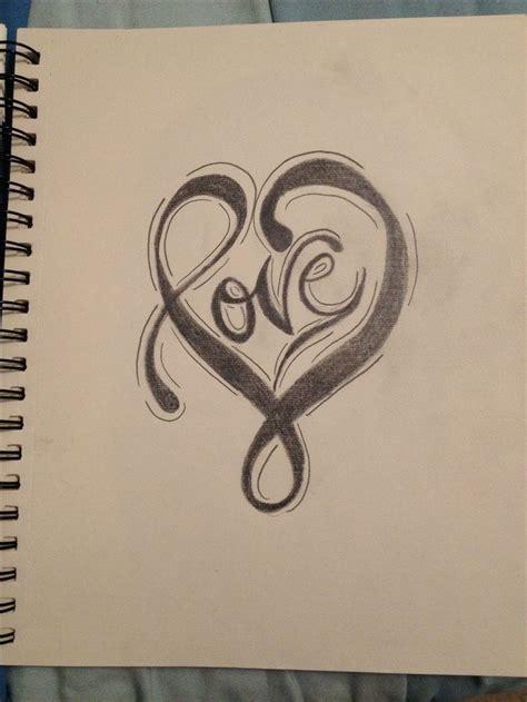 Cute Love Sketches Cute Pencil Drawings Of Love Free ...
