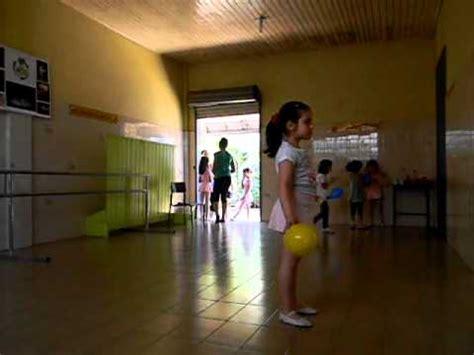 Danza  ejercicios  con globos   YouTube