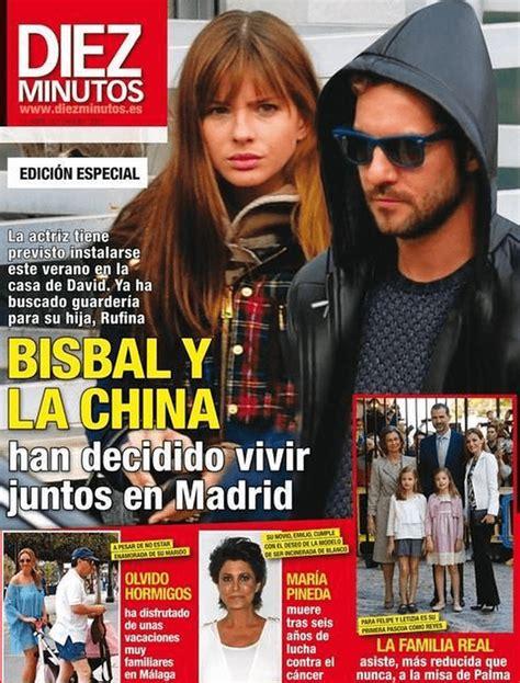 David Bisbal y la China Suárez compartirán casa en Madrid ...