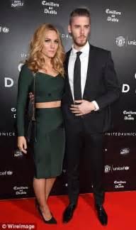 David de Gea s girlfriend shows support despite claims he ...