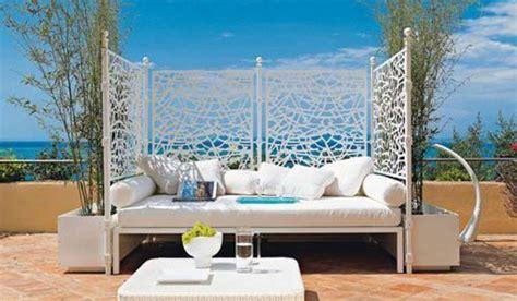 Daybeds , sofás cama para porches y jardines
