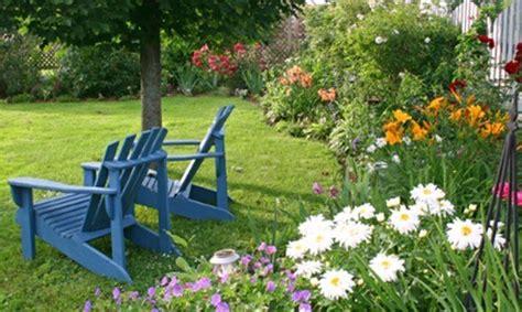 + de 30 fotos de jardines sencillos con encanto