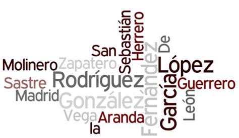 ¿De dónde viene mi apellido?   La Nueva España   Diario ...