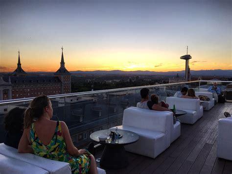 De Madrid al cielo, pasando por estas nueve terrazas ...