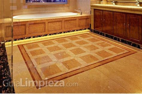 ¿Debo pulir mi suelo de mármol?   GuiaLimpieza.com