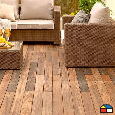 #Deck #Nogal #Pisos #madera #natural #terraza #jardin ...