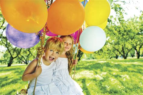 Decora tu fiesta con globos de helio