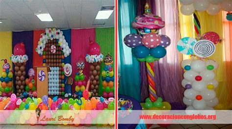 Decoracines Con Globos. Finest Decoracines Con Globos With ...