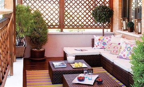 Decoracion balcones y terrazas P | Hoy LowCost