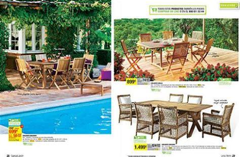 Decoración Catálogo Leroy Merlin: jardín 2013