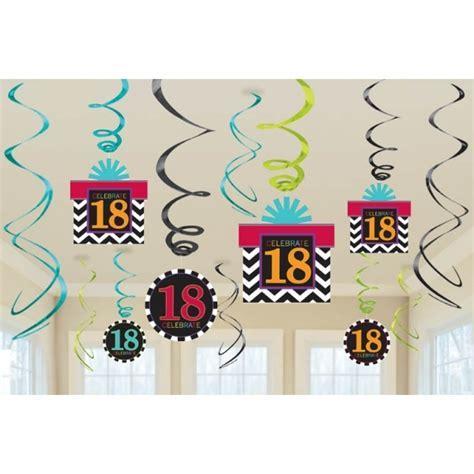 Decoración Colgante 18 Cumpleaños   Comprar Online {My ...