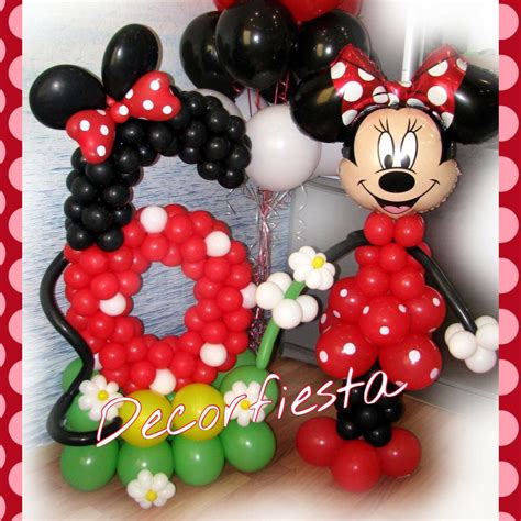 Decoracion Con Globos  Candy Bar Decorfiesta Eventos Caba ...