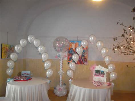 decoracion con globos para bautizo 1 | Vittoria Balloons
