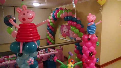 Decoracion Con Globos Para Bautizo Y Cumpleaños