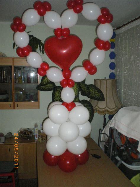 Decoración con globos para bodas Valencia | Casa de globos ...