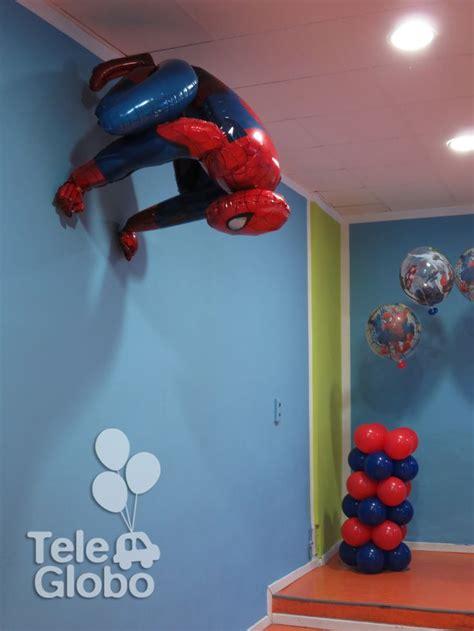 Decoración con globos para cumpleaños con temática ...