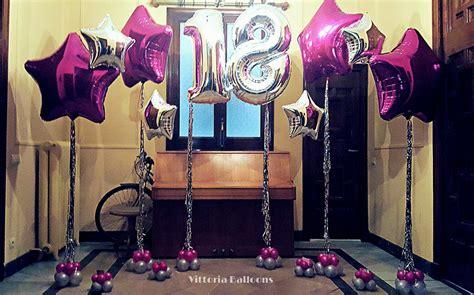 Decoración con globos para cumpleaños | Vittoria Balloons