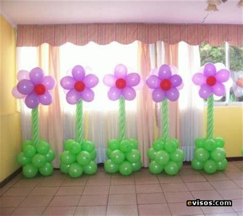 Decoracion con globos para fiestas infantiles : Decorando ...