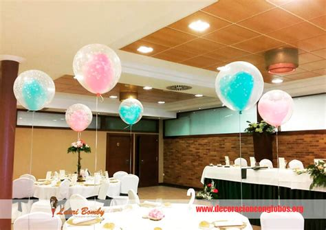 Decoración Con Globos Para Una Boda Ideas 100% Originales ...