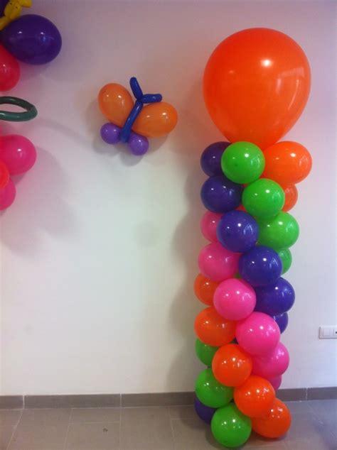Decoración con globos y adornos para fiestas infantiles y ...