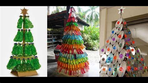 Decoracion Con Materiales Reciclados. Good Crea Un Rbol De ...