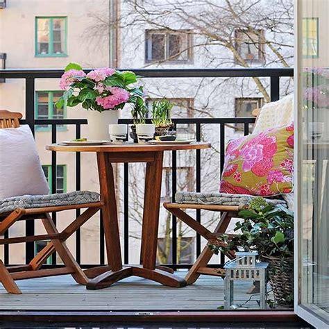 Decoración de balcones pequeños – Decora Ideas