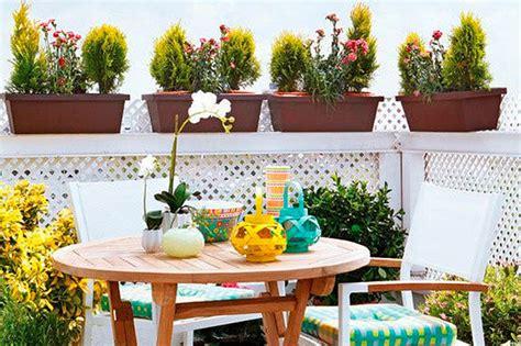 Decoración de exteriores: terrazas y jardines de ensueño
