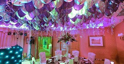 Decoracion de fiesta infantil con globos y girnaldas ...