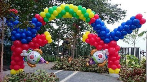 Decoracion de fiesta payasos con globos  12    Curso de ...