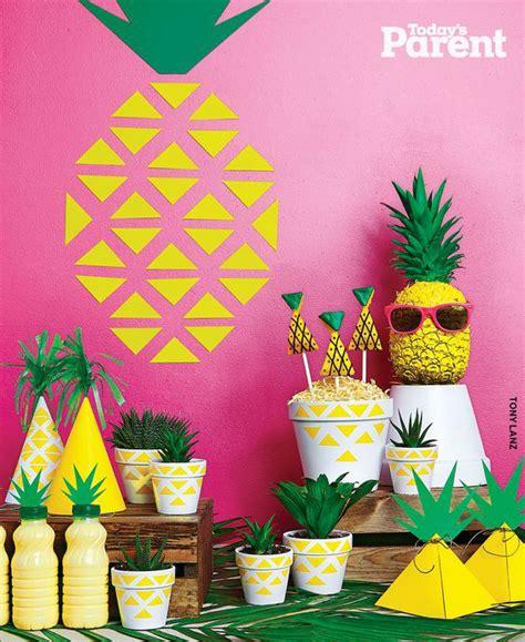 Decoracion de fiestas: 8 ideas con frutas como ...