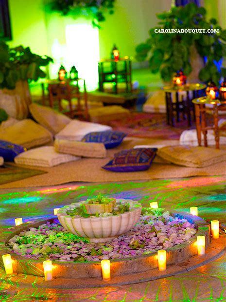 Decoración de fiestas y decoración Chill Out en Granada